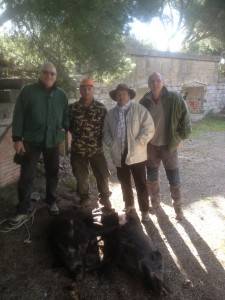Les chasseurs Seynois